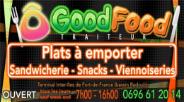 Ô GoodFood Traiteur - Terminal Inter-îles